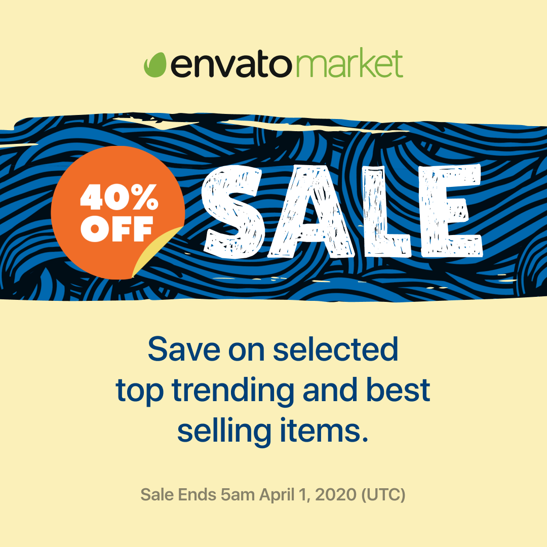 March ending sale